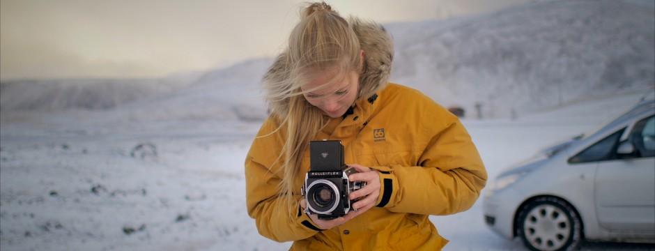 Heima by Hekla Flokadottir