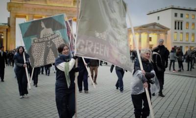 Lara Schnitger: Suffragette City